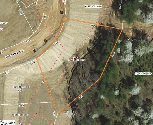 202 Kendrick Circle, Greenville, SC 29615 (#1427668) :: Mossy Oak Properties Land and Luxury
