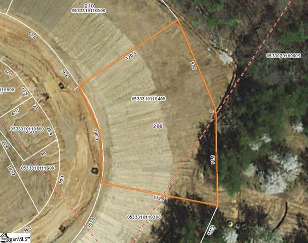 206 Kendrick Circle, Greenville, SC 29615 (#1427669) :: Mossy Oak Properties Land and Luxury
