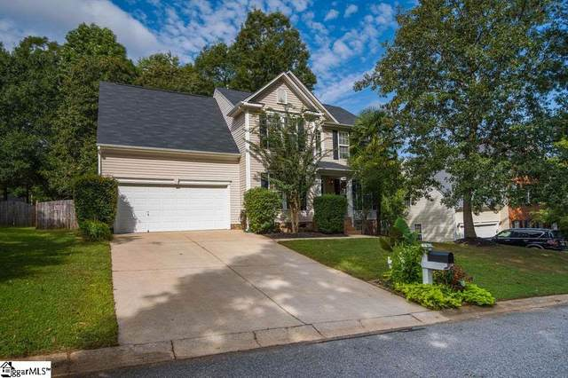 4 Moncton Place, Simpsonville, SC 29681 (#1427684) :: Hamilton & Co. of Keller Williams Greenville Upstate
