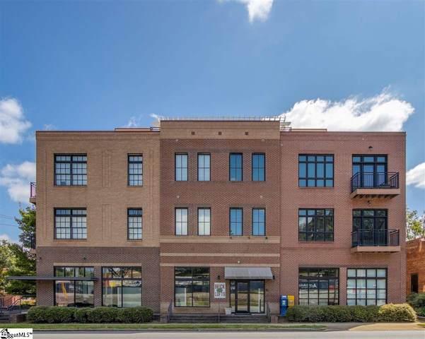 301 Augusta Street #201, Greenville, SC 29601 (#1427688) :: Hamilton & Co. of Keller Williams Greenville Upstate