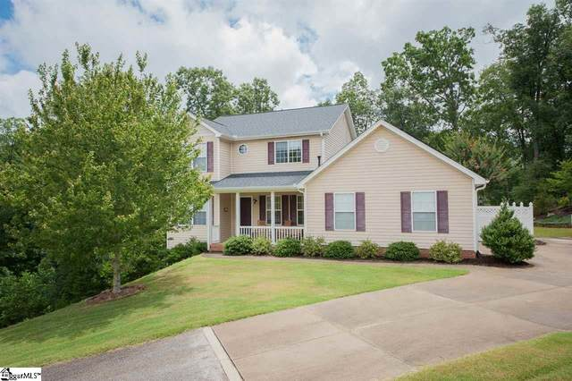 34 Kinlock Lane, Travelers Rest, SC 29690 (#1427716) :: The Haro Group of Keller Williams