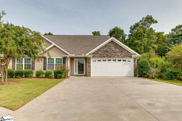 56 Eaglecrest Court, Simpsonville, SC 29681 (#1427729) :: The Robby Brady Team