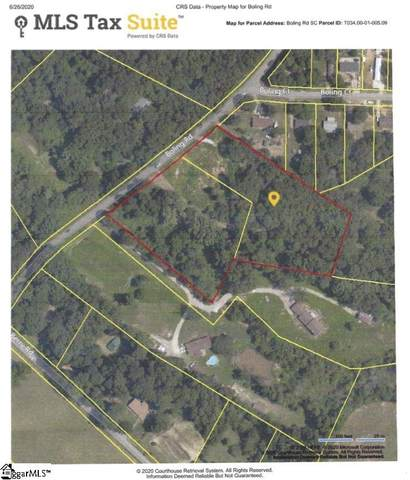 723f Boling Road, Taylors, SC 29687 (#1427737) :: Mossy Oak Properties Land and Luxury