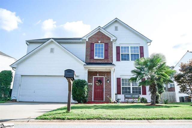 304 Chartwell Drive, Greer, SC 29650 (#1427744) :: DeYoung & Company