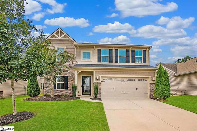9 Chapel Hill Lane, Simpsonville, SC 29681 (#1427746) :: Coldwell Banker Caine
