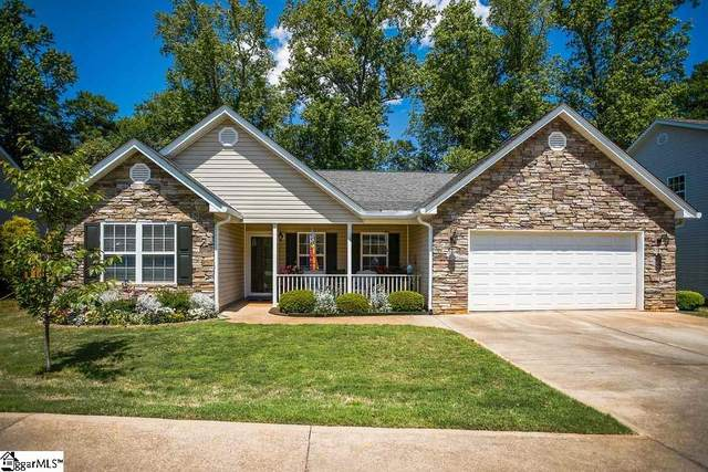 109 Granite Woods Way, Greer, SC 29650 (#1427766) :: Green Arc Properties