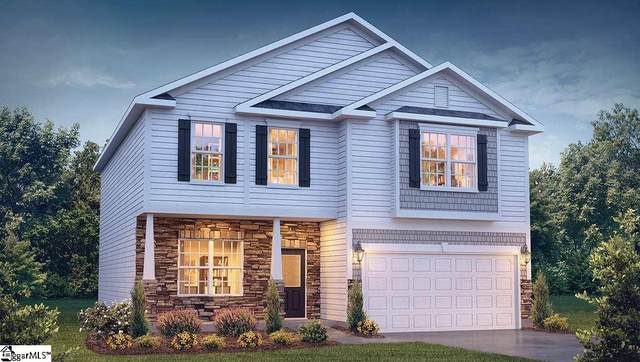 411 Hartridge Drive, Simpsonville, SC 29680 (#1427774) :: Hamilton & Co. of Keller Williams Greenville Upstate