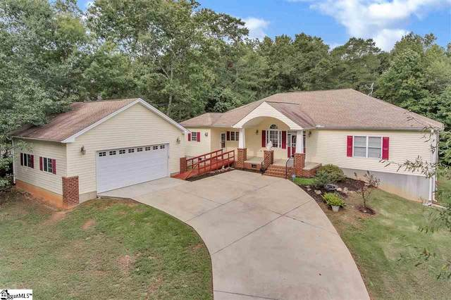 31 Prince Williams Court, Simpsonville, SC 29681 (#1427778) :: Expert Real Estate Team