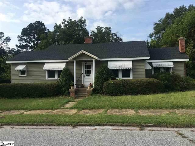 100 Jackson Street, Clinton, SC 29325 (#1427786) :: Hamilton & Co. of Keller Williams Greenville Upstate