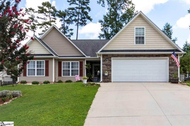 108 Heatherbrooke Court, Easley, SC 29640 (#1427869) :: Coldwell Banker Caine