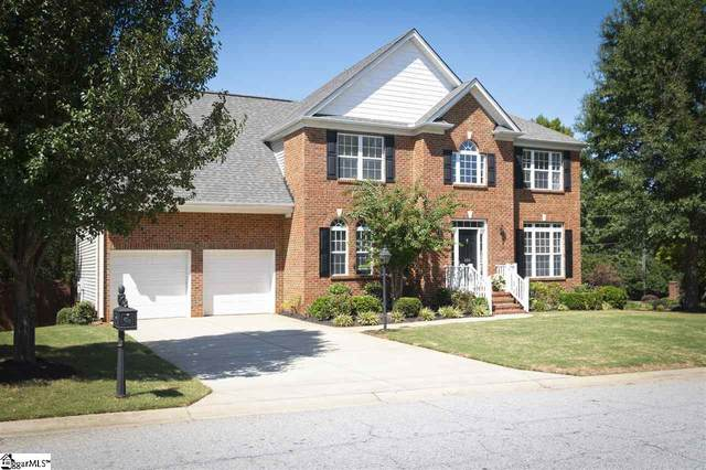 600 Heathercrest Court, Simpsonville, SC 29681 (#1427917) :: The Toates Team
