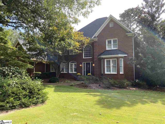 107 Waterford Lane, Greer, SC 29605 (#1427926) :: Hamilton & Co. of Keller Williams Greenville Upstate