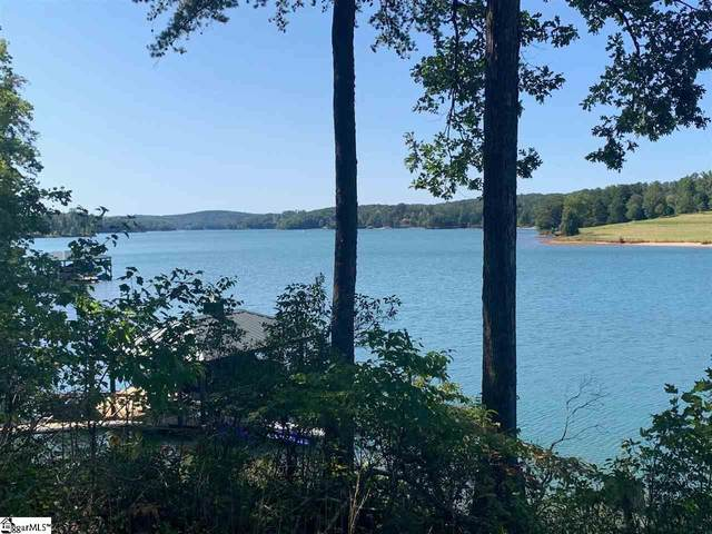 115 Rock Ledge Court, Six Mile, SC 29682 (#1427931) :: Mossy Oak Properties Land and Luxury