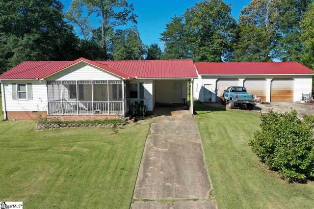 124 Edgewood Avenue, Easley, SC 29640 (#1427946) :: Green Arc Properties