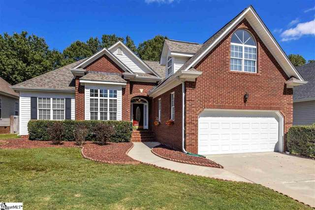 9 Middlewick Court, Simpsonville, SC 29681 (#1427966) :: The Toates Team