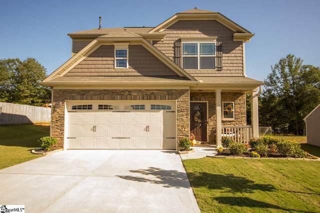 250 Shale Drive, Powdersville, SC 29642 (MLS #1427991) :: Prime Realty