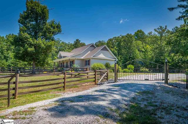 1040 Landrum Mill Road, Campobello, SC 29322 (#1427993) :: Coldwell Banker Caine