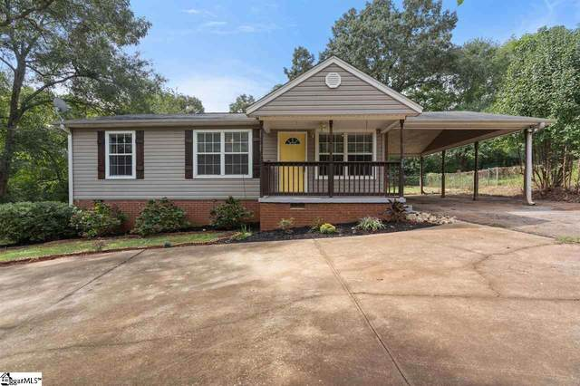 28 Pine Grove Lane, Greenville, SC 29617 (MLS #1428032) :: Prime Realty
