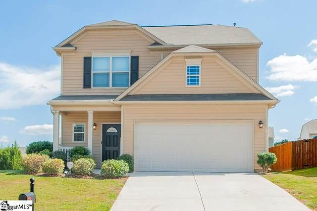 124 Riverdale Road, Simpsonville, SC 29680 (#1428037) :: Parker Group