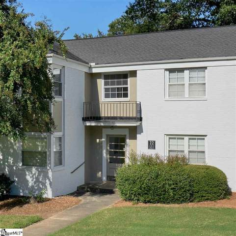 100 Lewis Drive Unit 22E, Greenville, SC 29605 (MLS #1428038) :: Prime Realty