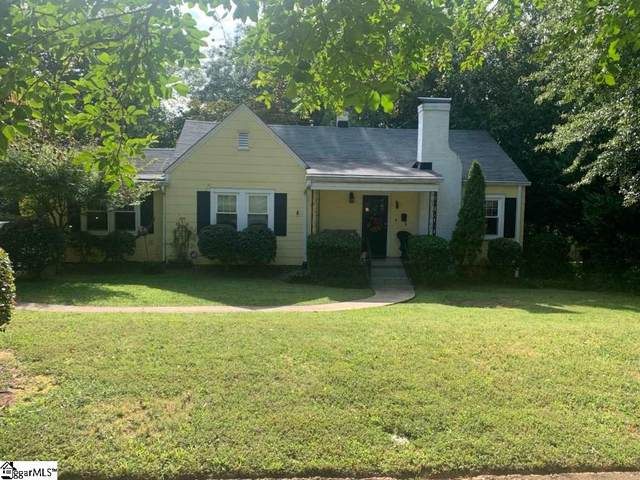 25 Arcadia Drive, Greenville, SC 29609 (#1428051) :: The Toates Team