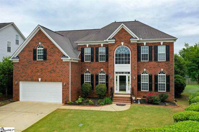 1118 Carriage Park Circle, Greer, SC 29650 (#1428062) :: J. Michael Manley Team