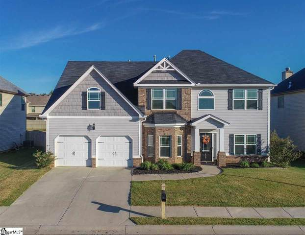 824 E Holloway Drive, Woodruff, SC 29388 (#1428074) :: Green Arc Properties