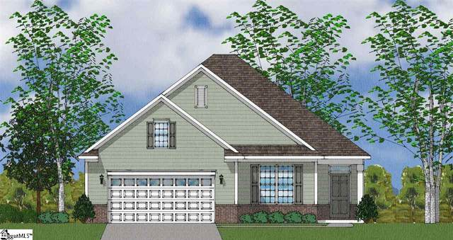 171 Crisp Cameo Court Lot 18, Greer, SC 29651 (#1428088) :: Coldwell Banker Caine