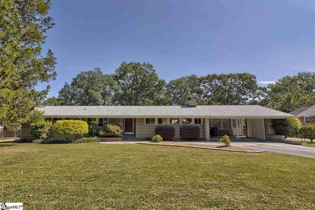 6 Burgundy Drive, Greenville, SC 29615 (MLS #1428097) :: Prime Realty