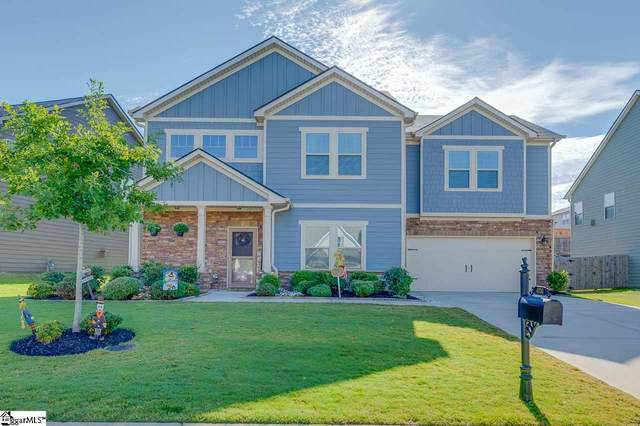 424 Bridge Crossing Drive, Simpsonville, SC 29681 (#1428111) :: Coldwell Banker Caine