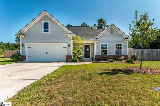 211 James Jackson Drive, Fountain Inn, SC 29644 (#1428112) :: J. Michael Manley Team