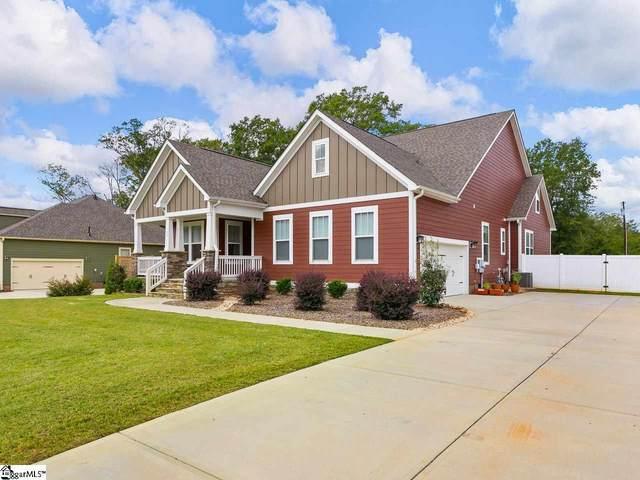 10 Rosecrest Lane, Simpsonville, SC 29680 (#1428137) :: DeYoung & Company