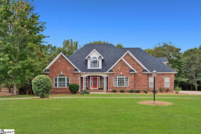 107 Pinehaven Way, Simpsonville, SC 29680 (#1428141) :: Parker Group