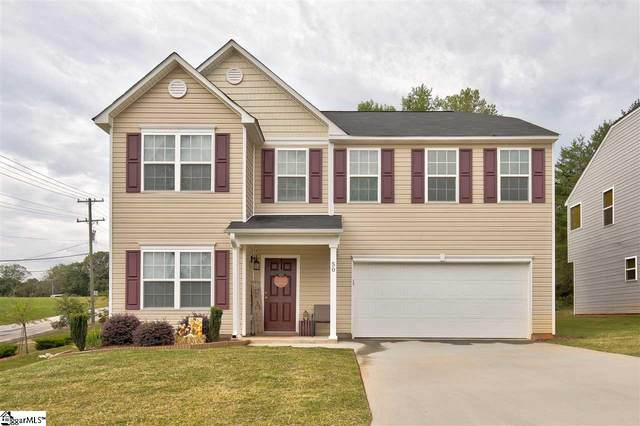 50 Jones Creek Circle, Greer, SC 29650 (#1428190) :: Coldwell Banker Caine