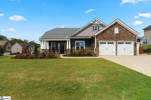 401 Ladysmith Drive, Simpsonville, SC 29681 (#1428235) :: Coldwell Banker Caine