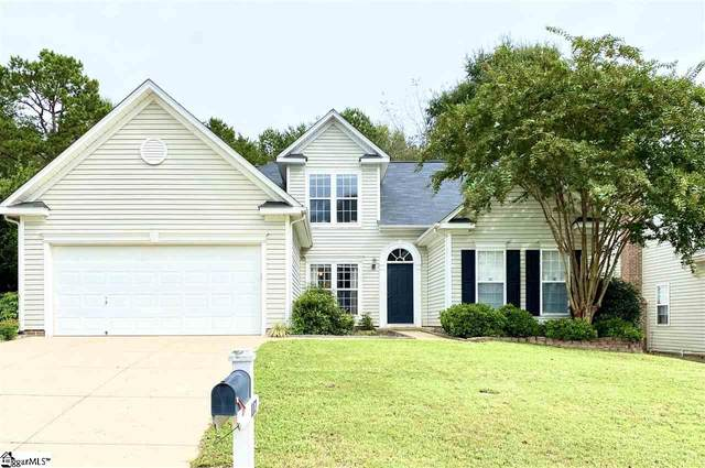117 Morell Drive, Simpsonville, SC 29681 (#1428236) :: The Toates Team