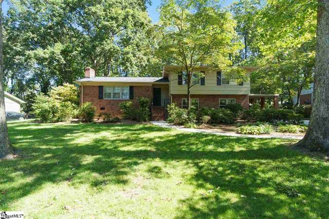 407 Cherokee Drive, Greenville, SC 29615 (MLS #1428251) :: Resource Realty Group