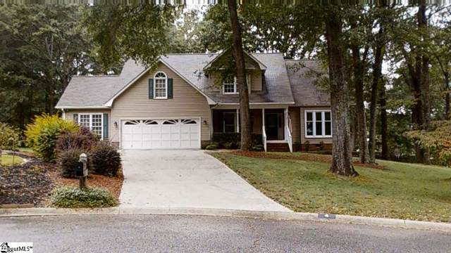 4 Saddle Club Court, Simpsonville, SC 29680 (MLS #1428262) :: Prime Realty