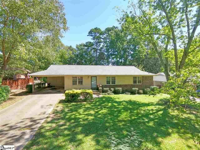 126 Trent Drive, Taylors, SC 29687 (#1428263) :: Green Arc Properties