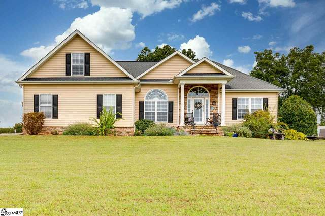 858 Blackman Road, Pendleton, SC 29670 (MLS #1428277) :: Prime Realty