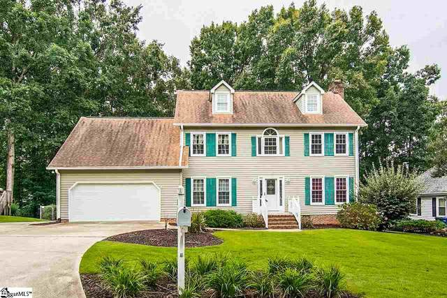 204 Foxworth Lane, Simpsonville, SC 29680 (MLS #1428312) :: Prime Realty