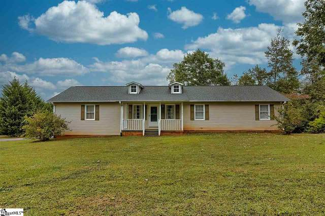 1102 Fox Squirrel Ridge Road, Pickens, SC 29671 (#1428345) :: J. Michael Manley Team