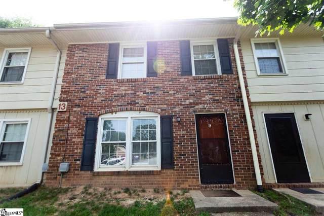 6526 White Horse Road Unit 13C, Greenville, SC 29611 (#1428369) :: Parker Group
