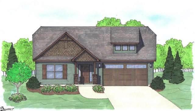 416 Buchanan Ridge Road Lot 80, Taylors, SC 29687 (#1428391) :: Expert Real Estate Team