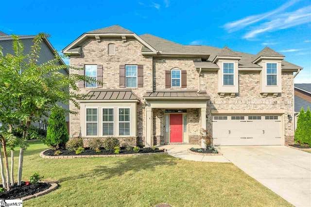 4 Bromley Way, Simpsonville, SC 29681 (#1428444) :: Parker Group