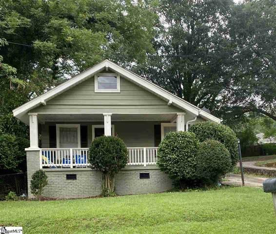 17 Brunson Street, Greenville, SC 29607 (#1428460) :: Parker Group