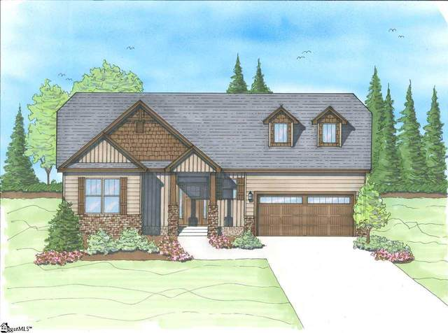 205 Ridgefield Lane Lot 23, Greer, SC 29651 (#1428484) :: Green Arc Properties