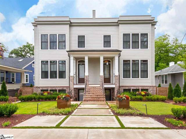 208-B Perry Avenue, Greenville, SC 29601 (#1428485) :: Parker Group