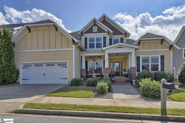 214 Moss Wood Circle, Simpsonville, SC 29681 (#1428498) :: The Robby Brady Team