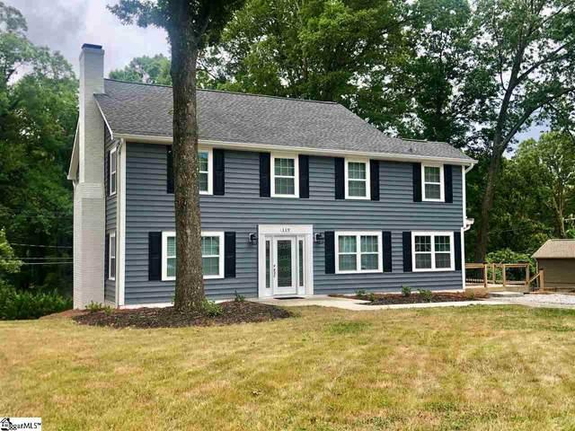 119 Ponce De Leon Avenue, Spartanburg, SC 29302 (#1428508) :: Green Arc Properties